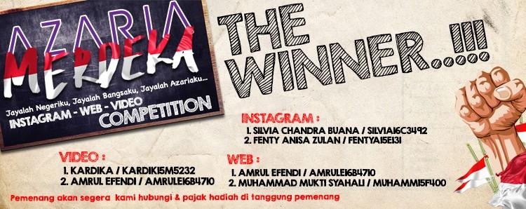 Slidder lomba web & Video -  pemenang b